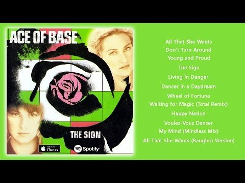 Ace of Base – The Sign (1993) [Full Album]