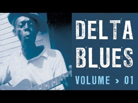 Delta Blues – 2 hours of Blues, 41 great tracks, the greatest stars of the Delta