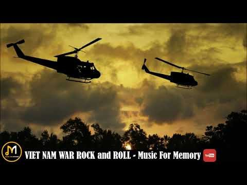 Greatest Rock N Roll Vietnam War Music – 60s and 70s Classic Rock Songs