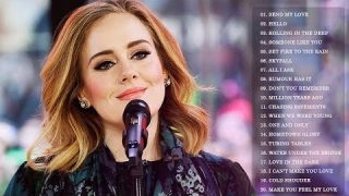 Adele 2018 – Best Songs Of Adele – Adele's Greatest Hits Full Album – New Playlist