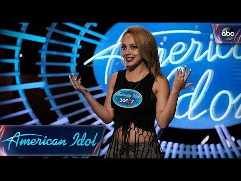 """Jurnee Auditions for American Idol With """"Rise Up"""" by Andra Day – American Idol 2018 on ABC"""