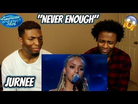 "Jurnee Sings ""Never Enough"" from The Greatest Showman – American Idol Showcase 2018 on ABC"