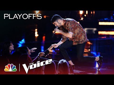 """The Voice 2018 Dylan Hartigan – Live Playoffs: """"Come Pick Me Up"""""""