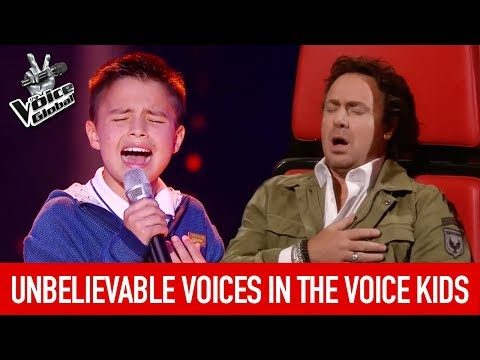 UNBELIEVABLE Blind Auditions in The Voice Kids that SURPRISED and SHOCKED the coaches