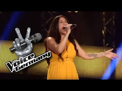 Zedd, Alessia Cara – Stay | Melisa Toprakci Cover | The Voice of Germany 2017 | Blind Audition