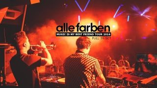 ALLE FARBEN [FULL 3h SET] – Music Is My Best Friend Tour 2016 @ Bootshaus