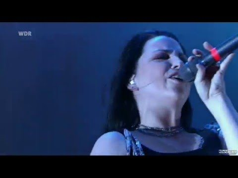Evanescence – Live in Concert – Rock am Ring – 01:09:41 [ Rock am Ring 2007 , Germany ]