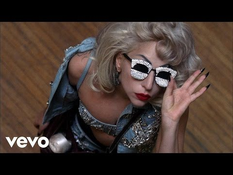 Lady Gaga – Marry The Night (Official Video)