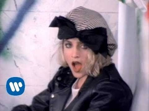 Madonna – Borderline (Official Music Video)