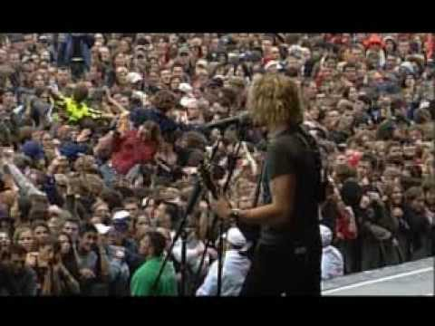 Nickelback – Figured You Out @ Rock am Ring, 2004
