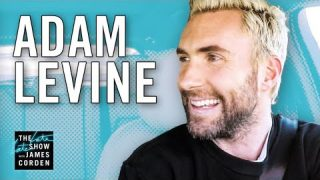 Adam Levine Carpool Karaoke James Corden