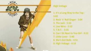 High Voltage AC/DC
