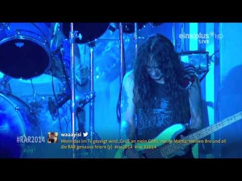 Iron Maiden – Live Rock am Ring 2014